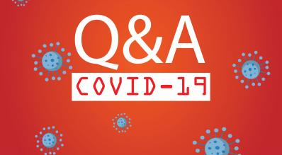 Coronavirus, intro news Q&A