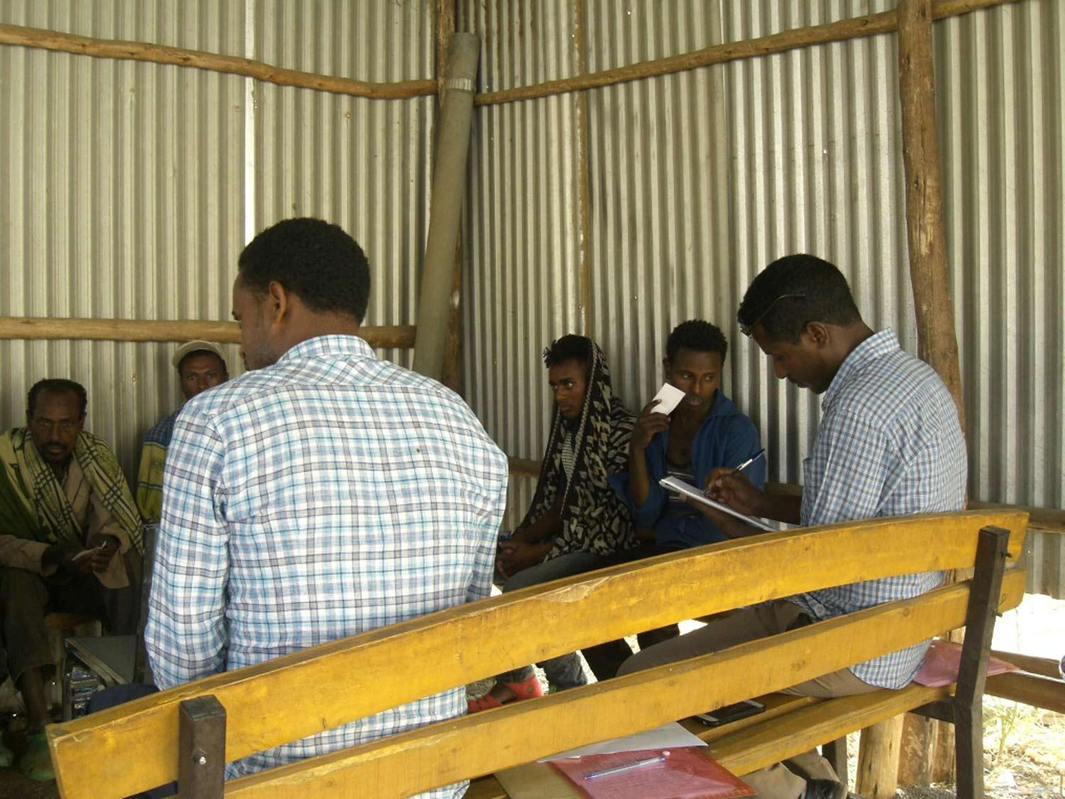 Focus group discussion visceral leishmaniosis with mobile workers in Northwestern Ethiopia